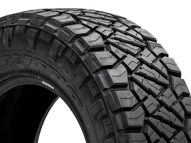 265 70r17 All Terrain Tires >> NITTO Wrangler Ridge Grappler Tire J106412 - Free Shipping
