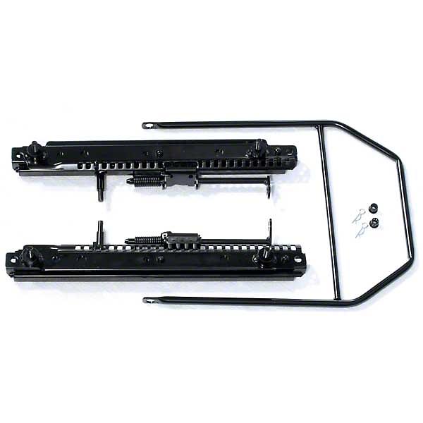Rugged Ridge Front Replacement Seat Slider Kit (87-95 Wrangler YJ)