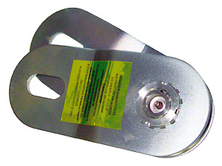 Mile Marker Snatch Block 12,000lb (Universal Application)