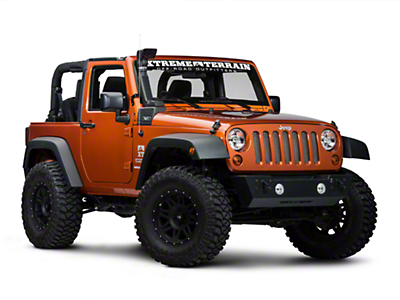Rugged Ridge Modular XHD Snorkel Kit (07-11 Wrangler JK)