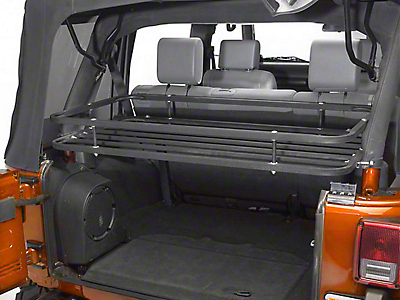 Olympic 4x4 Mountaineer Rack (07-14 Wrangler JK, 4 Door)