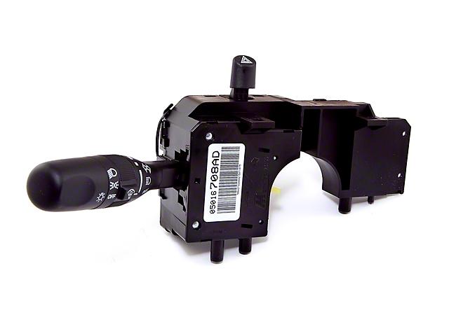 omix ada wrangler multi function headlight switch. Black Bedroom Furniture Sets. Home Design Ideas