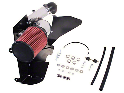 Rugged Ridge Polished Aluminum Cold Air Intake (91-95 Wrangler YJ w/ 2.5L)