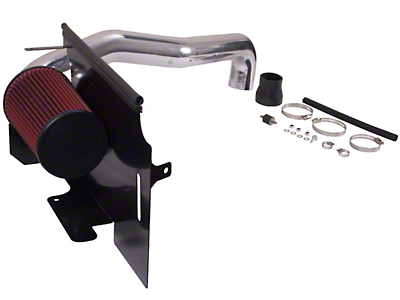 Rugged Ridge Polished Aluminum Cold Air Intake (97-02 Wrangler TJ w/ 2.5L)