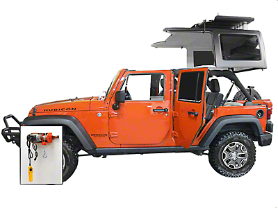 Lange Power Hoist-a-Top (07-16 Wrangler JK)