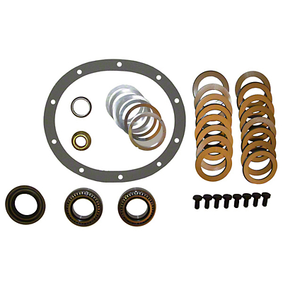 Omix-ADA Rebuild Kit for Dana 35 Rear (87-06 Wrangler YJ & TJ)