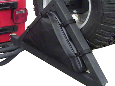 Rugged Ridge Tire Carrier Recovery Bag (87-09 Wrangler YJ, TJ & JK)