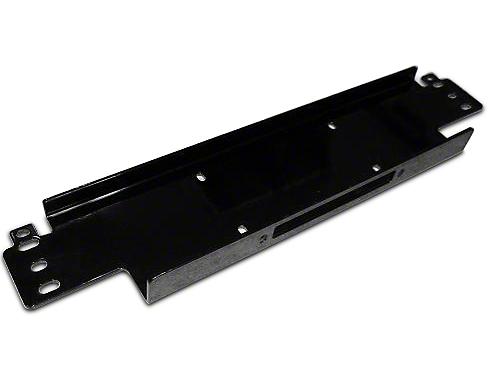 Rugged Ridge Universal Winch Mounting Plate (87-06 Wrangler YJ & TJ)