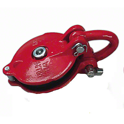 Warn 24,000 Lb. Maximum Capacity Snatch Block (Universal Application)