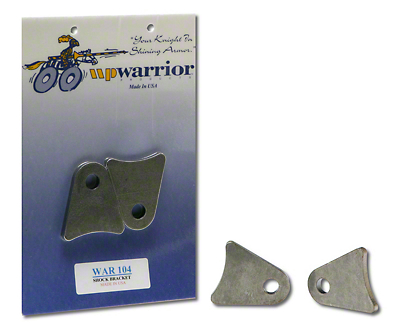 Warrior Products Weld On Shock Bracket 2 (Universal Application)
