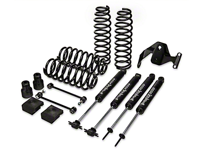 Teraflex 2.5 in. Lift Kit w/ Shocks (07-14 Wrangler JK 2 Door)