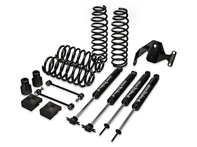 Teraflex 2.5 in. Lift Kit w/ Shocks (07-16 Wrangler JK 2 Door)