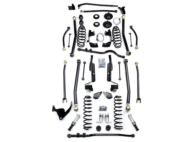 Teraflex 6 In. Wrangler Lift Kit w/ Long FlexArms, Flip