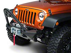 Smittybilt Wrangler Xrc Armor Front Bumper 76806 07 17