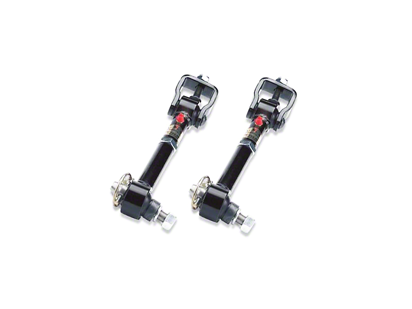 JKS Wrangler Front Swaybar Quicker Disconnect System, OE