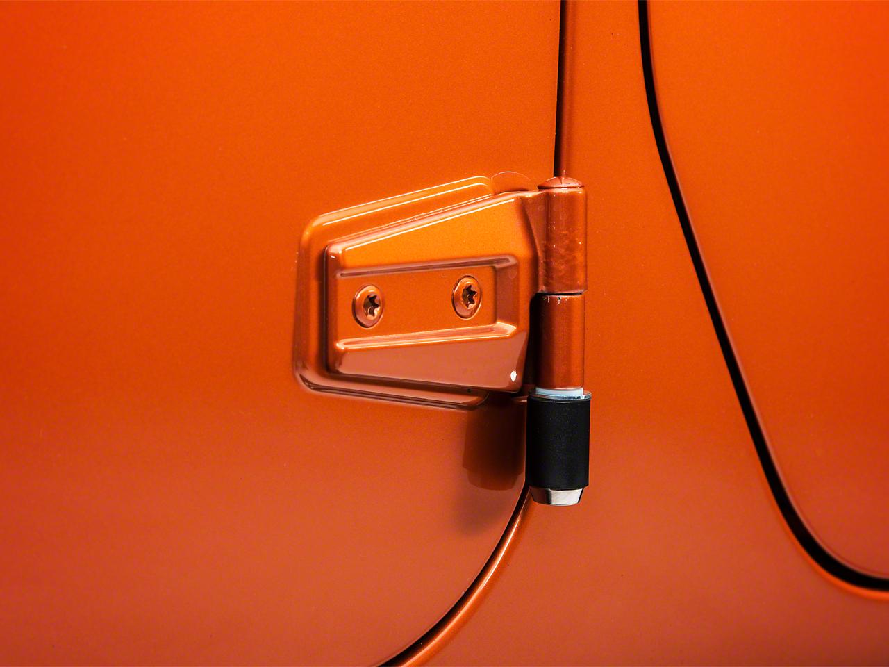 Tuffy Security Door Locker Set (07-17 Wrangler JK 4 Door)