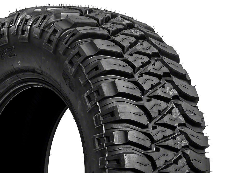 Mickey Thompson Baja MTZ Radial Tire w/ Outlined White Letters; 31x10.50R15LT (87-17 Wrangler YJ, TJ & JK)