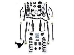 Rough Country 4in. X-Series Long Arm Suspension Wrangler