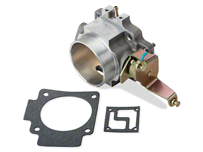 BBK 62mm Throttle Body (91-03 Wrangler YJ & TJ)