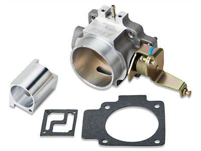 BBK 62mm Throttle Body (04-06 Wrangler TJ w/ 4.0L)