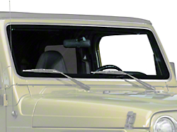 Xt Graphics Wrangler Windshield Protection Film J26005 07