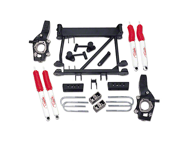 Tuff Country F-150 4.5 in. Lift Kit with SX6000 Shocks