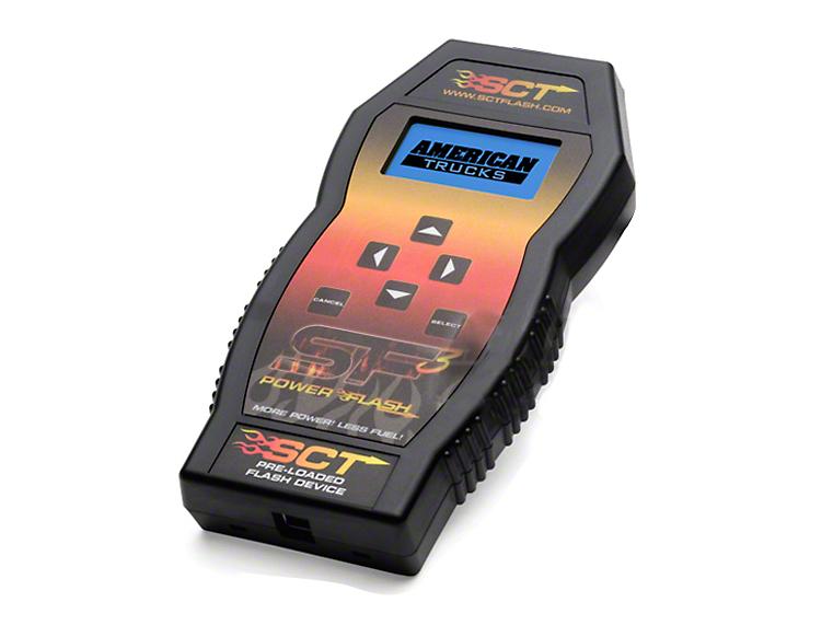 SCT SF3 / X3 Power Flash Tuner (97-14 All)
