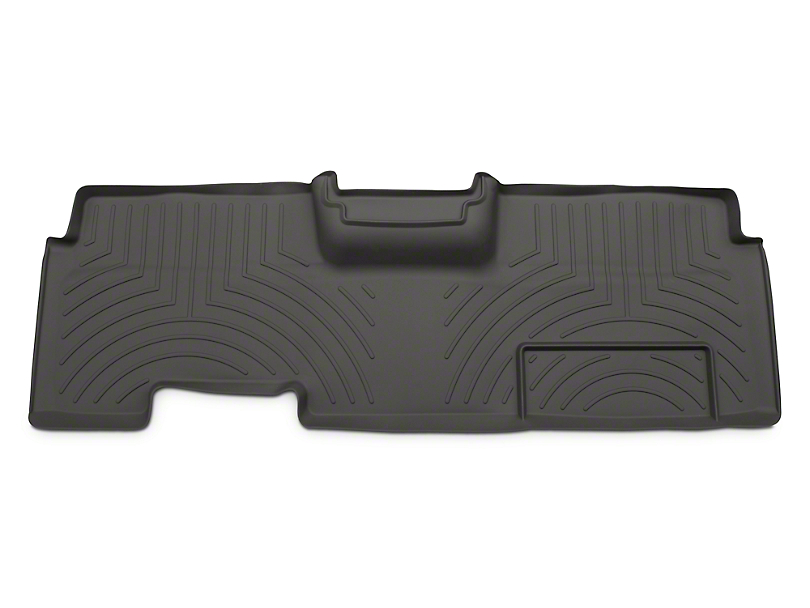 Weathertech F 150 Rear Digitalfit Floor Liner Gray