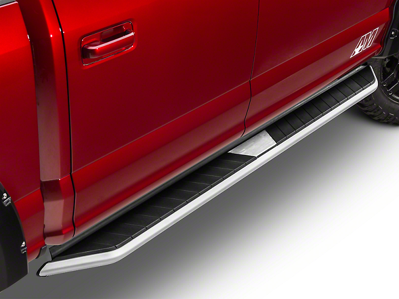 Barricade Running Boards (15-17 SuperCab, SuperCrew)