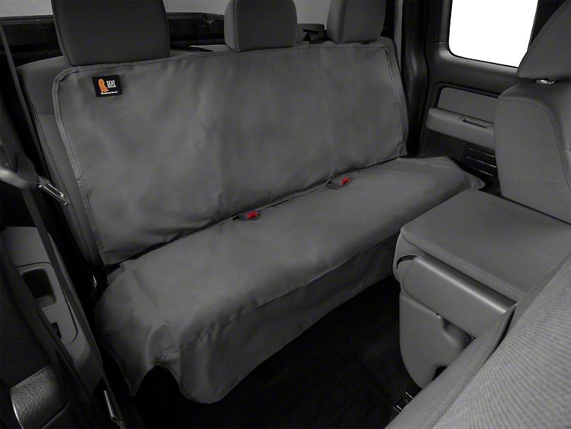 Weathertech F 150 2nd Seat Protector Black De2021ch 09