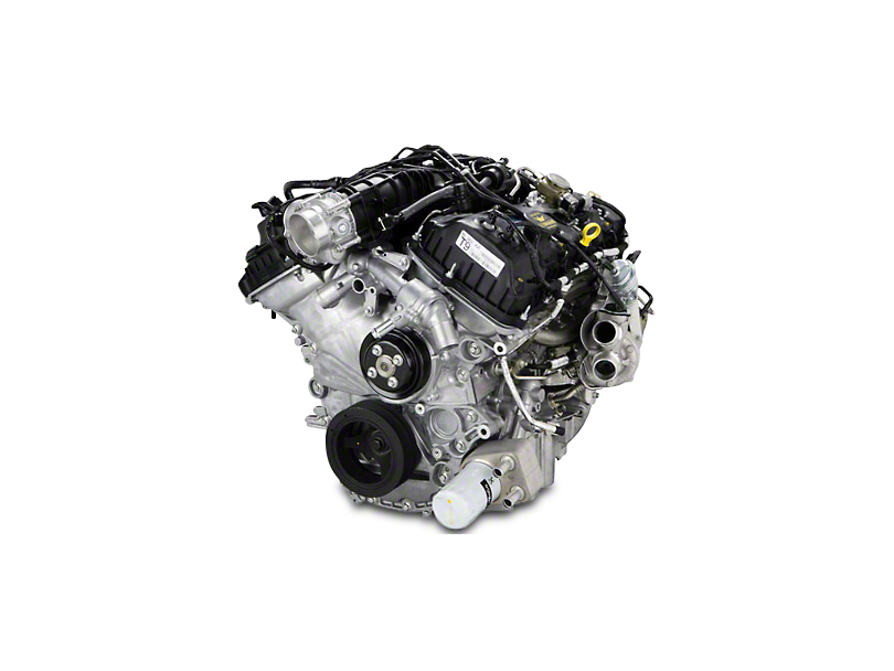 Ford performance f 150 3 5l ecoboost v6 crate engine kit m for Crate motors ford f150