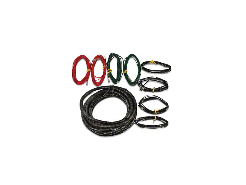 ford performance f 150 auxilary light wiring harness kit m 15525 ford performance auxilary light wiring harness kit 97 17 w oem in