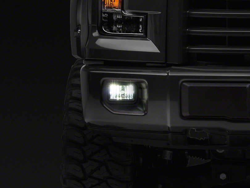 Raxiom F 150 1400 Lumen Led Fog Light Conversion Kit H10