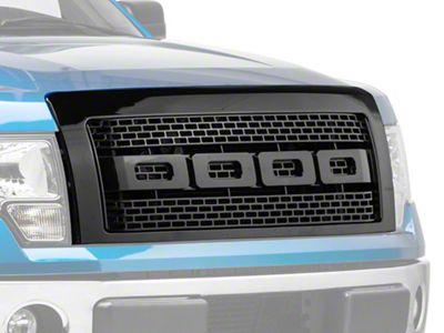 Barricade F 150 Raptor Style Upper Replacement Grille