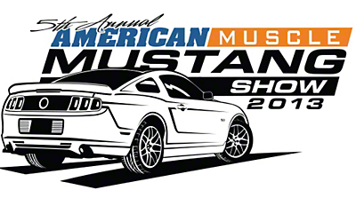 5th Annual AmericanMuscle Mustang Show - Registration