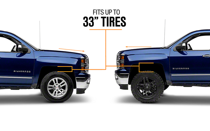 2014 2017 silverado 1500 lift kits americantrucks
