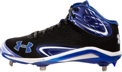 Brian Asks About Men\u0027s UA Yard III Mid-Cut Metal Baseball Cleats - Needle