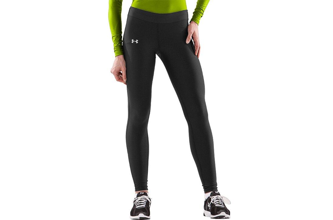 New Under Armour HeatGear 5quot Compression Shorts  Women39s  Training