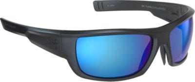 blue polarized lenses  Michael Asks About UA Rumble Polarized Blue Multiflection ...