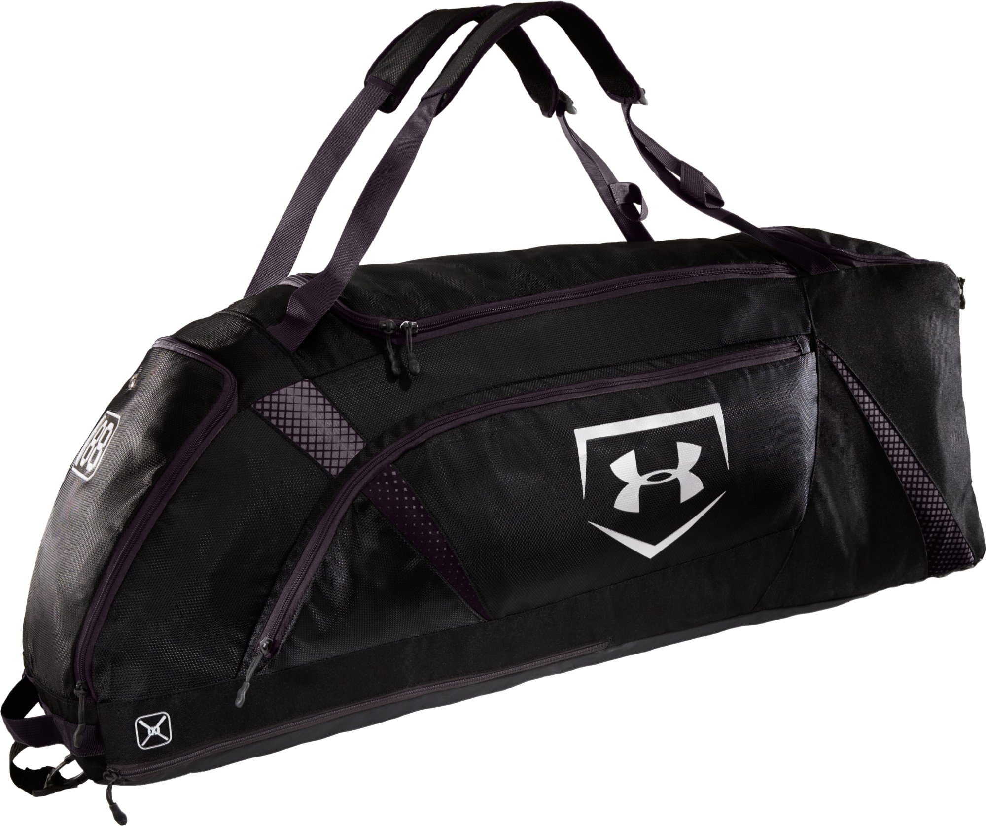my name is asks about ua downtowner baseball bat bag needle