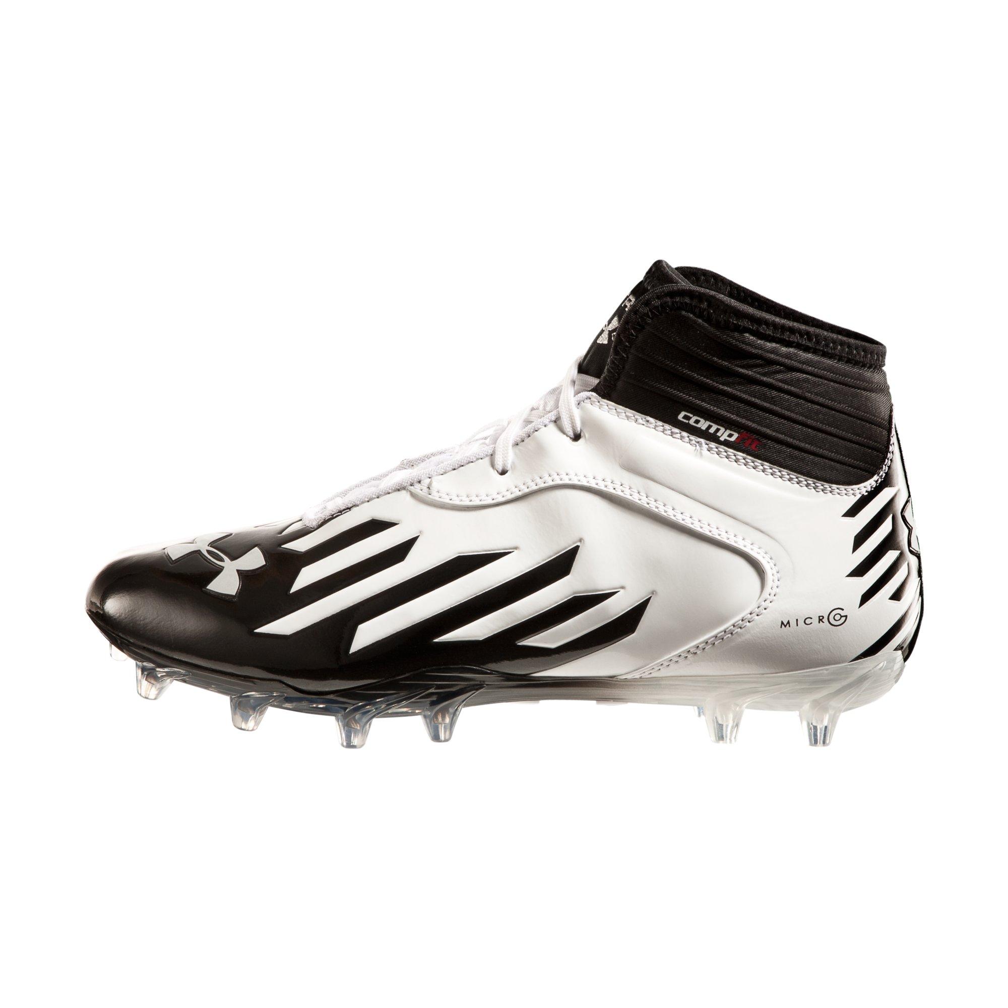 834892e33611 ray Asks About Men's UA Nitro Diablo MC CompFit® Mid Football Cleats -  Needle