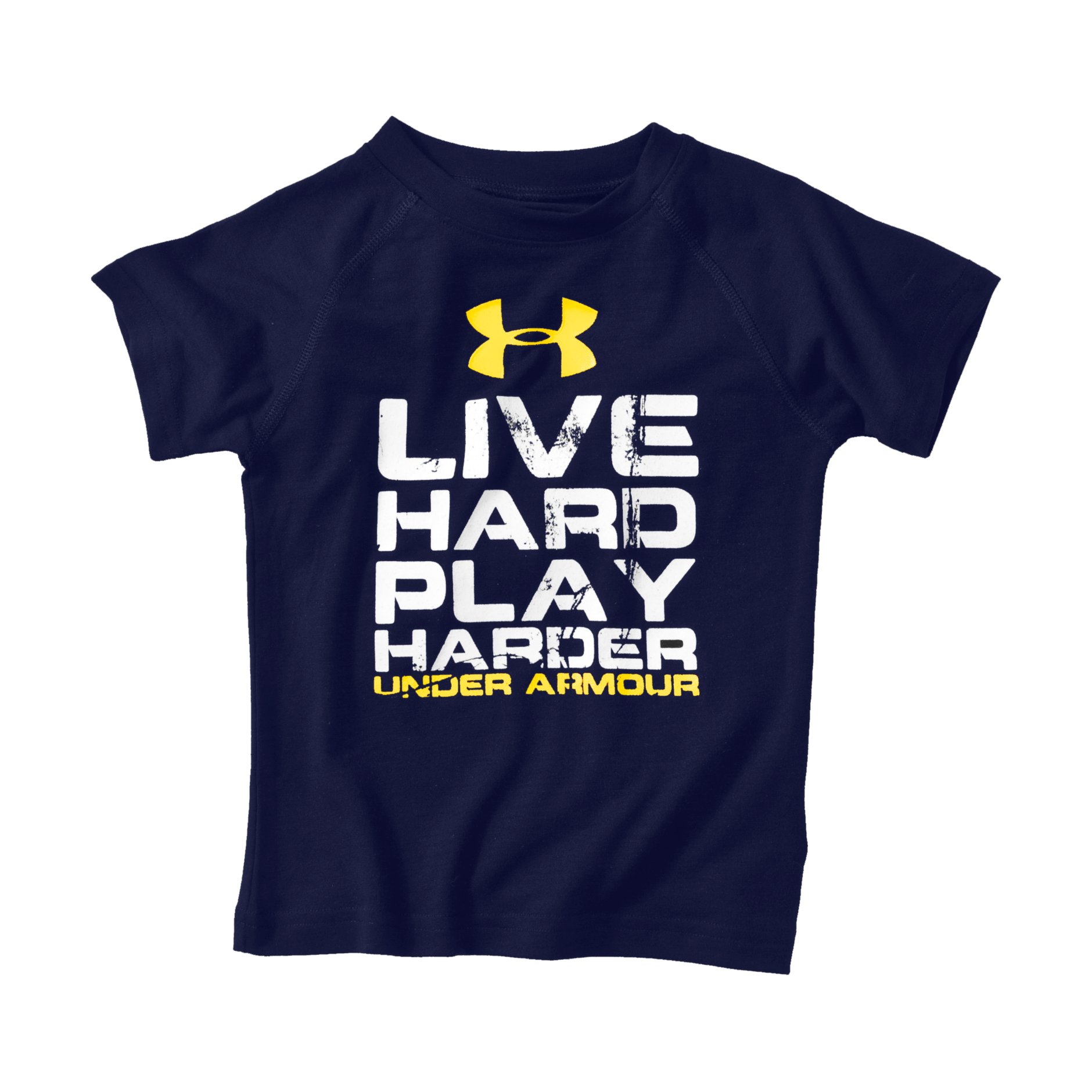 Under Armour Boys' 4-7 Live Hard UA Tech T-Shirt