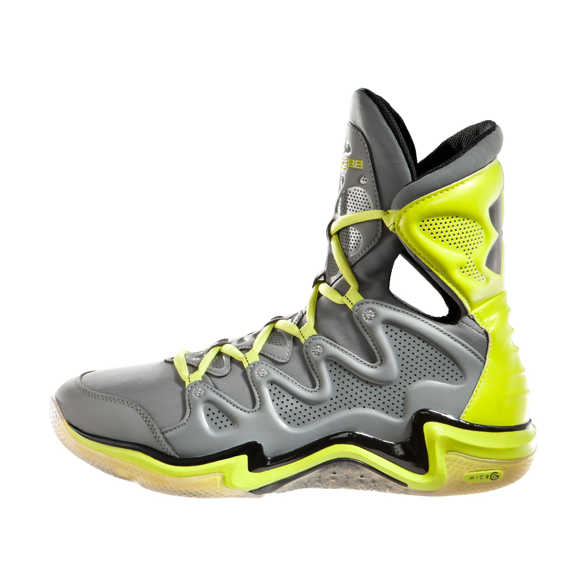 Ankle Support Shoes >> Devan Asks About Men S Ua Charge Bb Basketball Shoes Needle