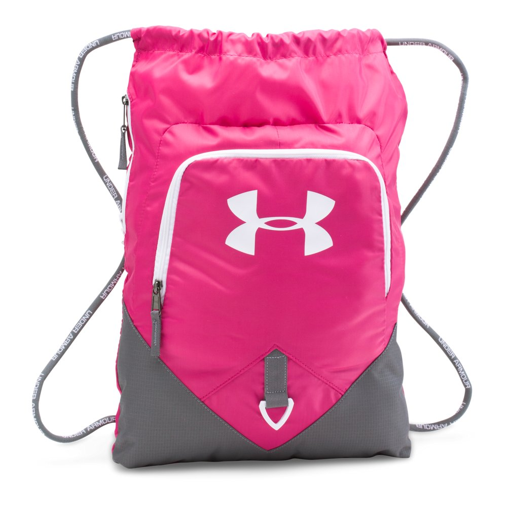 a084c5e8e04a UA Undeniable Sackpack timeless design 04241 203b5  Under Armour Undeniable  Sackpack (0888376407735) Pink - Athletic Sport Bags at Academy . ...