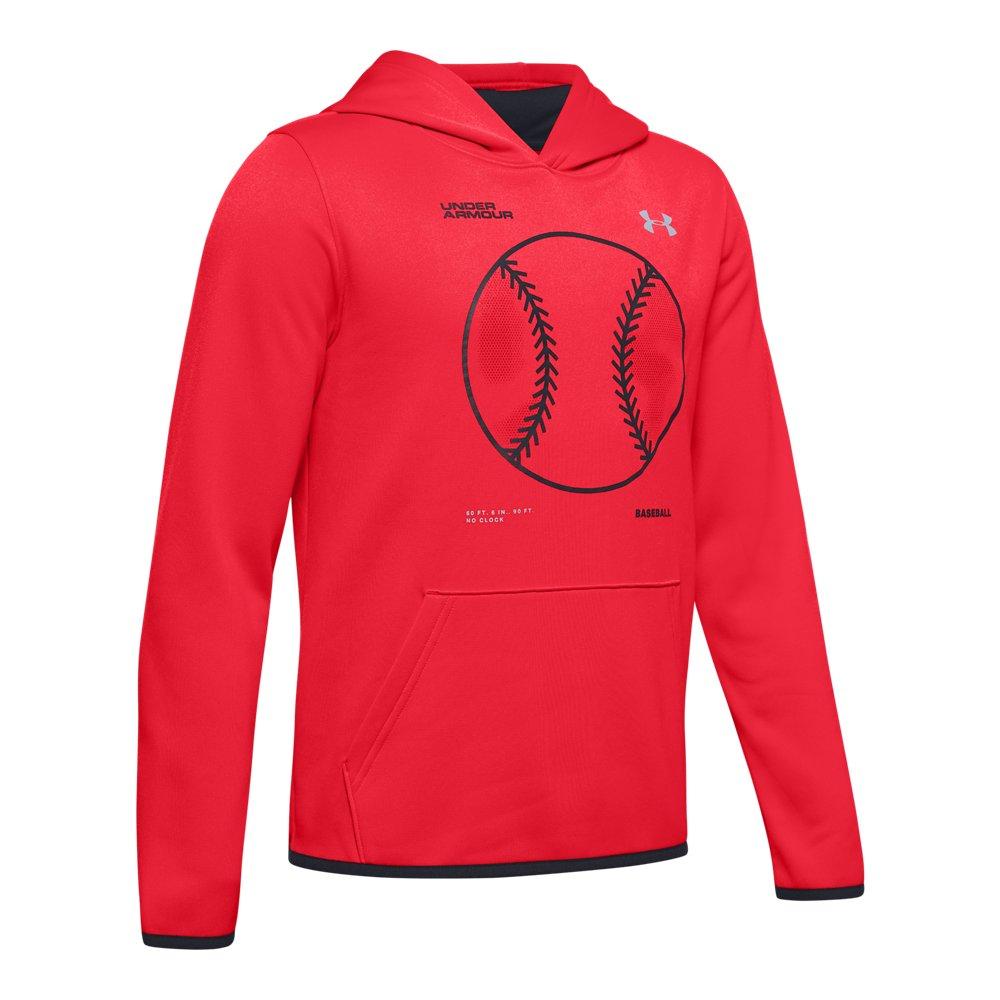 Armour Fleece® Baseball Logo