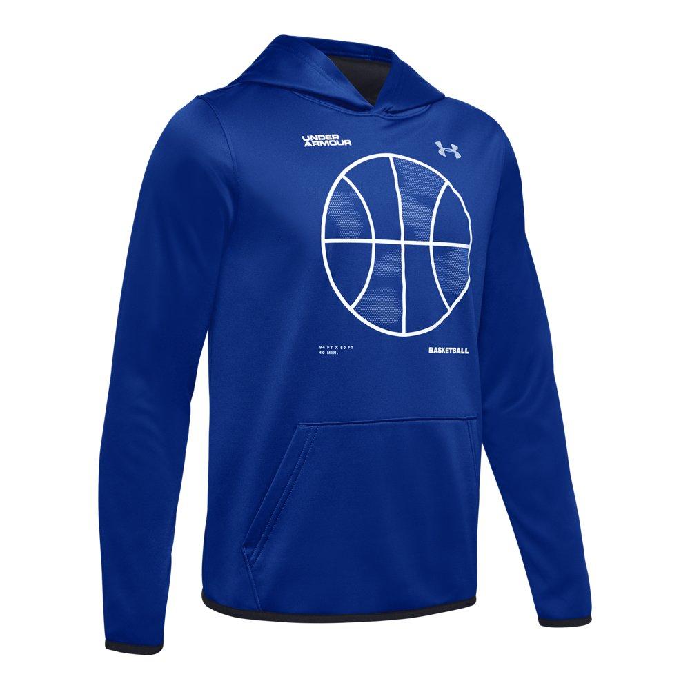 Armour Fleece® Basketball Logo