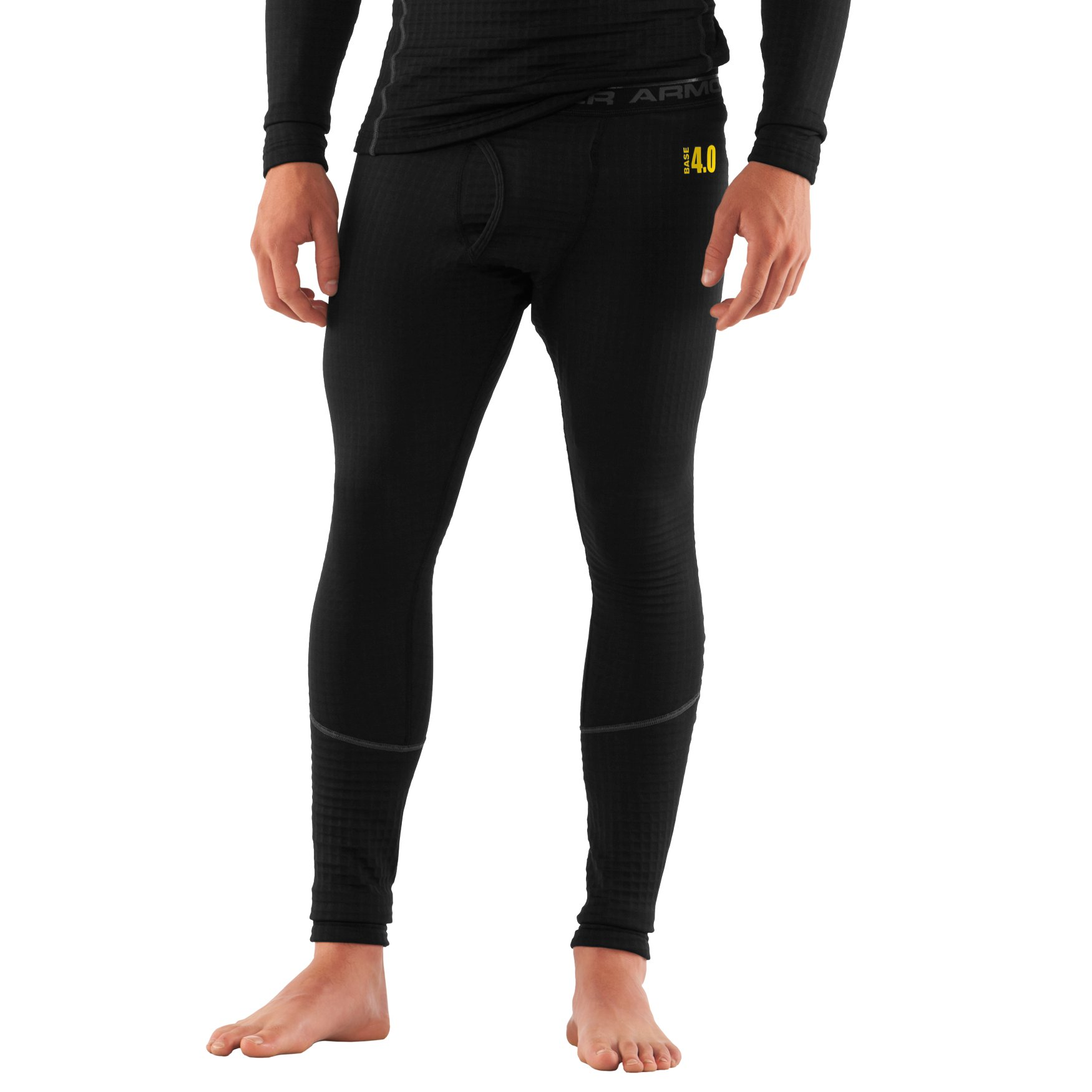 5858eb78d41e41 Adam Asks About Men's UA Base™ 4.0 Leggings - Needle