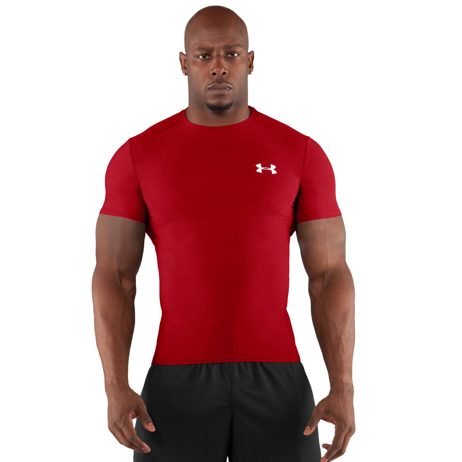 john asks about men 39 s heatgear compression shortsleeve t