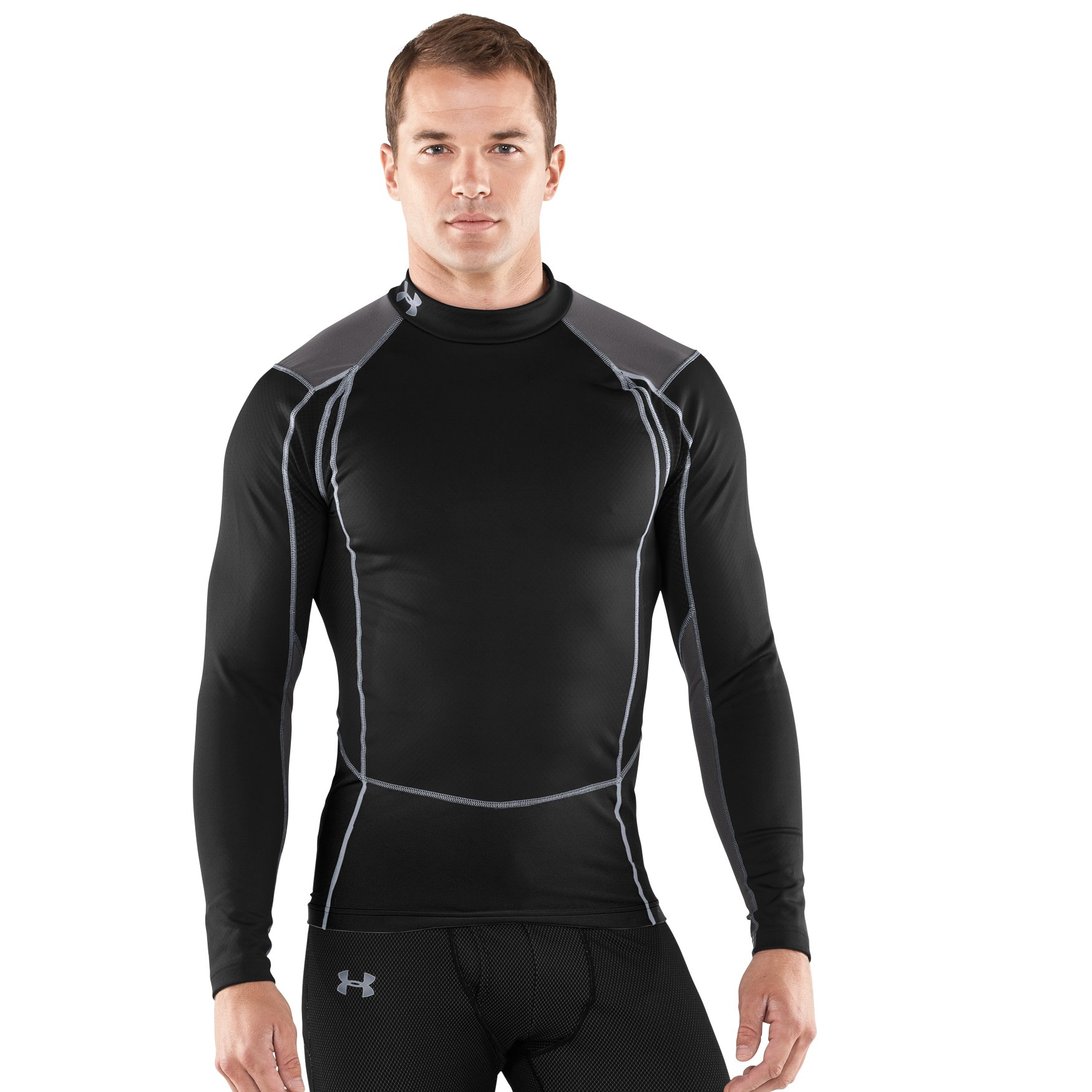Nick asks about men s coldgear thermo wind block for Under armour cold gear shirt mens