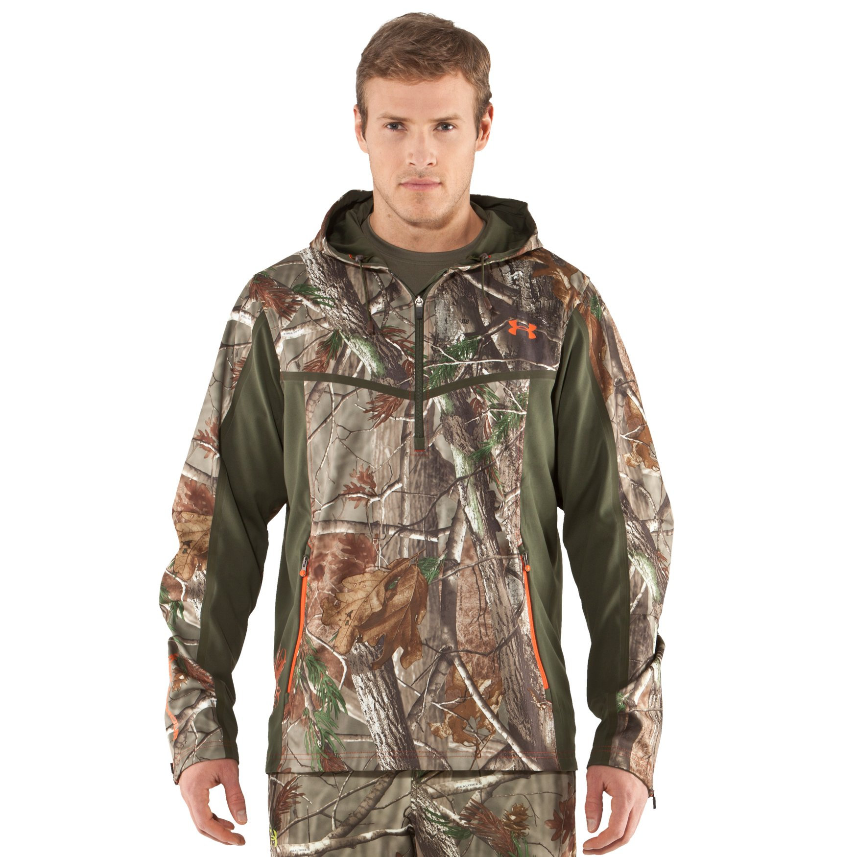 Under Armour Men's Ridge Reaper Early Season Hunting Hoodie